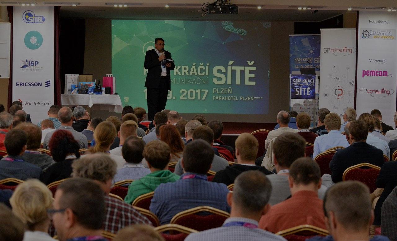 Kam kráčí telekomunikační sítě 2018 – Olomouc